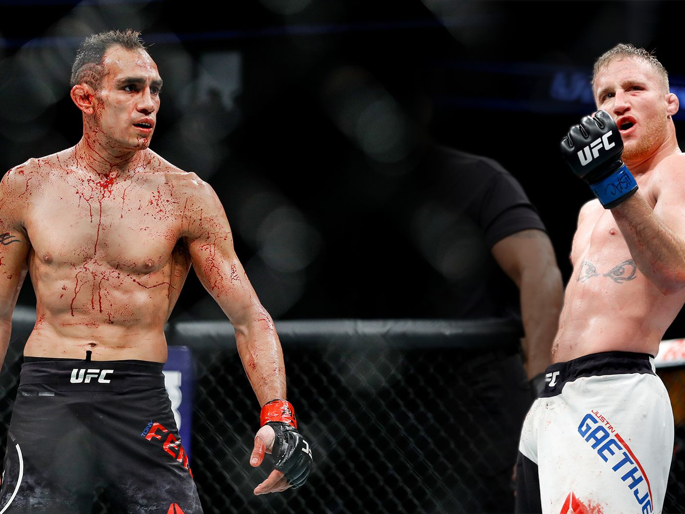 UFC 249 Timeline: Tony Ferguson vs. Justin Gaethje - MMA Fighting