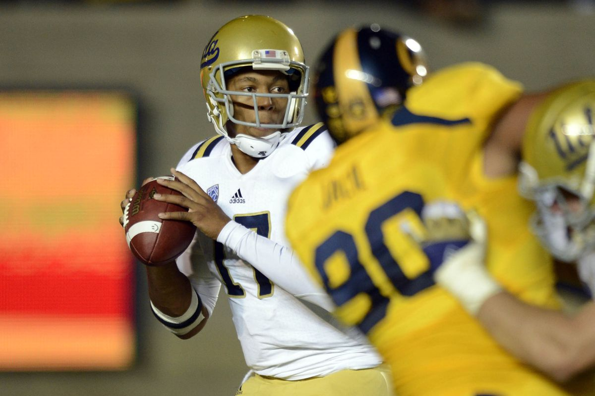 It's time for the Bruins to win at U.C. Berkeley