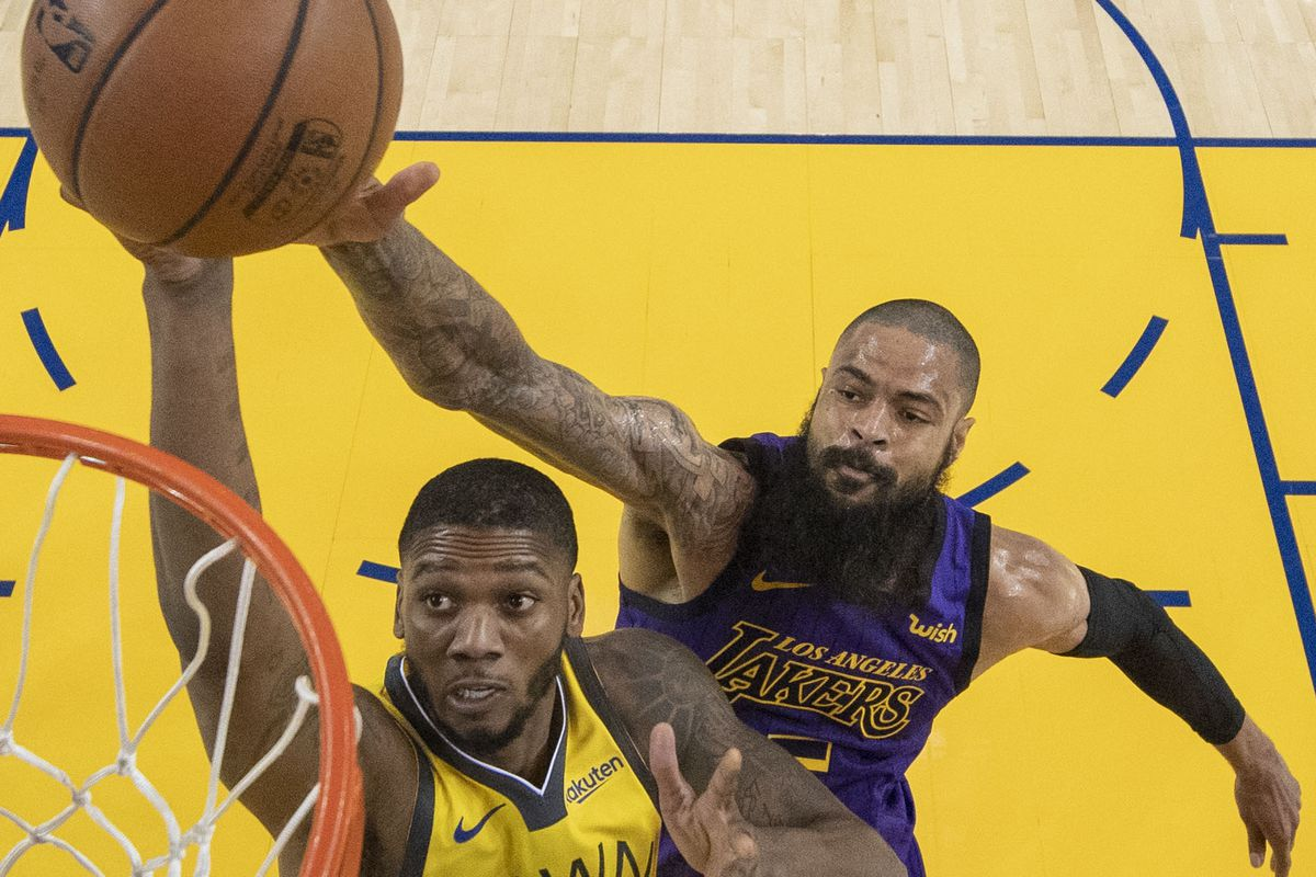 29a81ef69 Tyson Chandler chose Lakers over Warriors because it would  mean more  to  win in L.A.