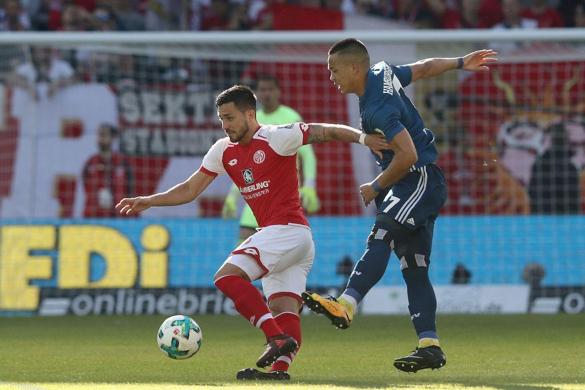 1. FSV Mainz 05 v Hamburger SV - Bundesliga