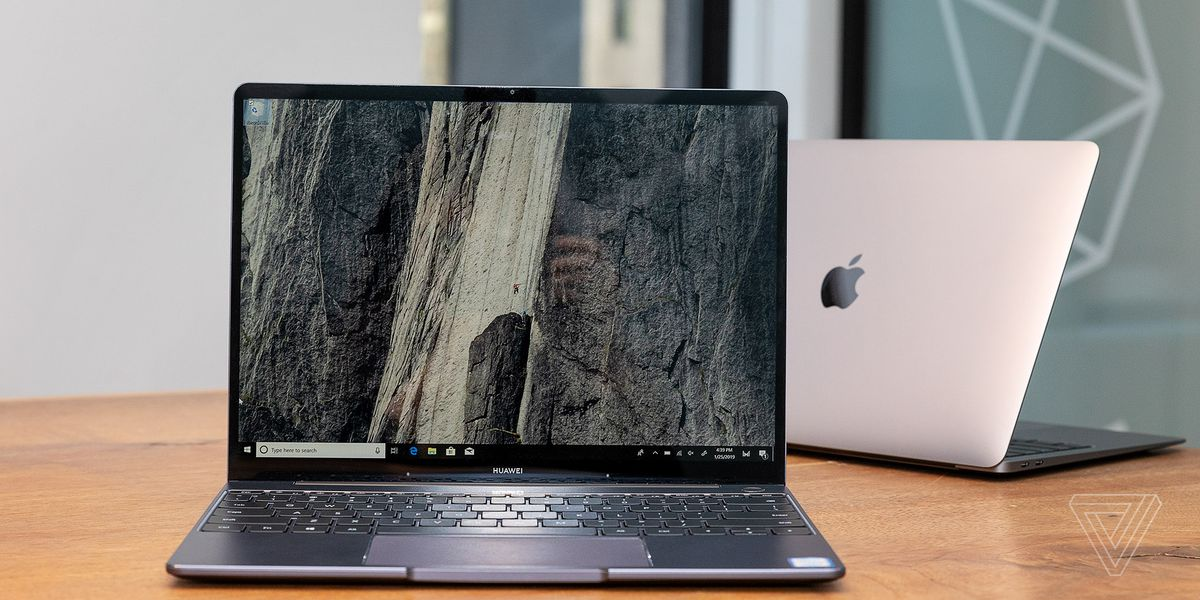 Huawei MateBook 13 review: sophomore struggles - The Verge