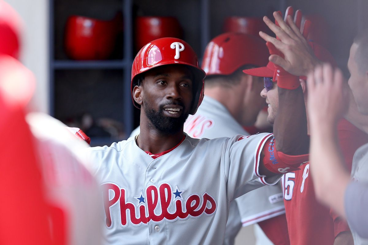 new concept e44eb 4cd03 MLB News: Phillies Andrew McCutchen out for the year with ...