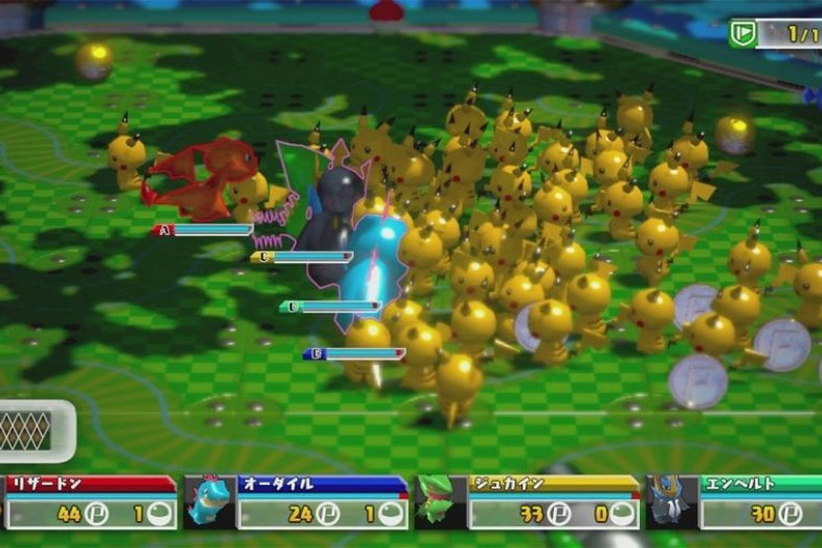 Pokemon Rumble U hits Japan on April 24 with NFC