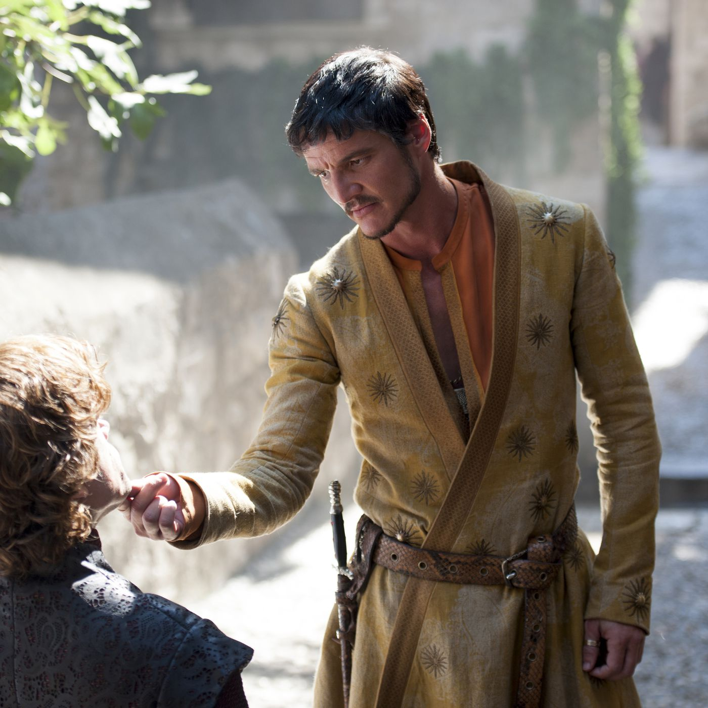 Game Of Thrones Pedro Pascal To Lead Star Wars Series The Mandalorian Polygon