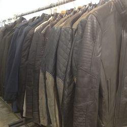 Leather jackets, $250