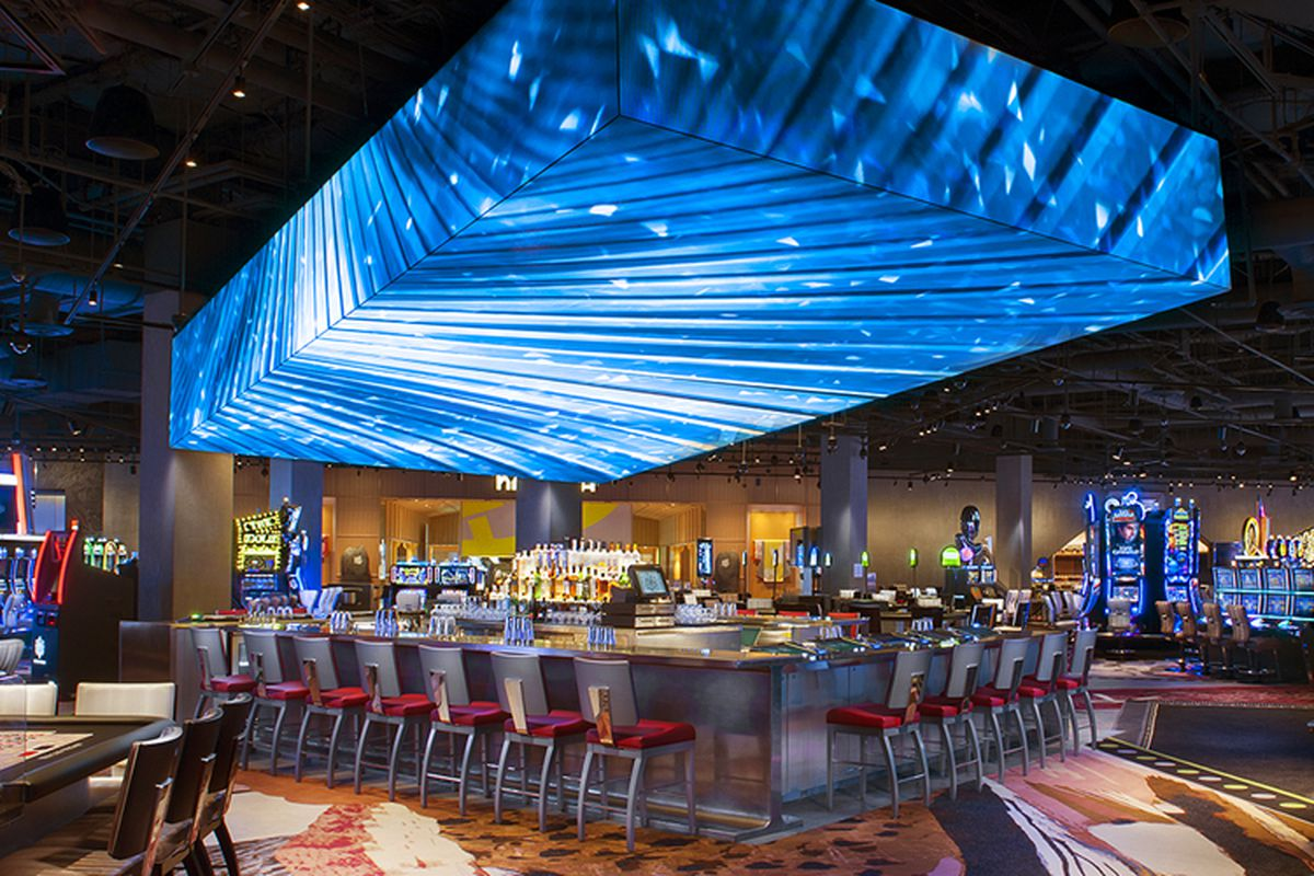 Sls Las Vegas Center Bar