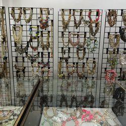 Necklaces, $35—$60