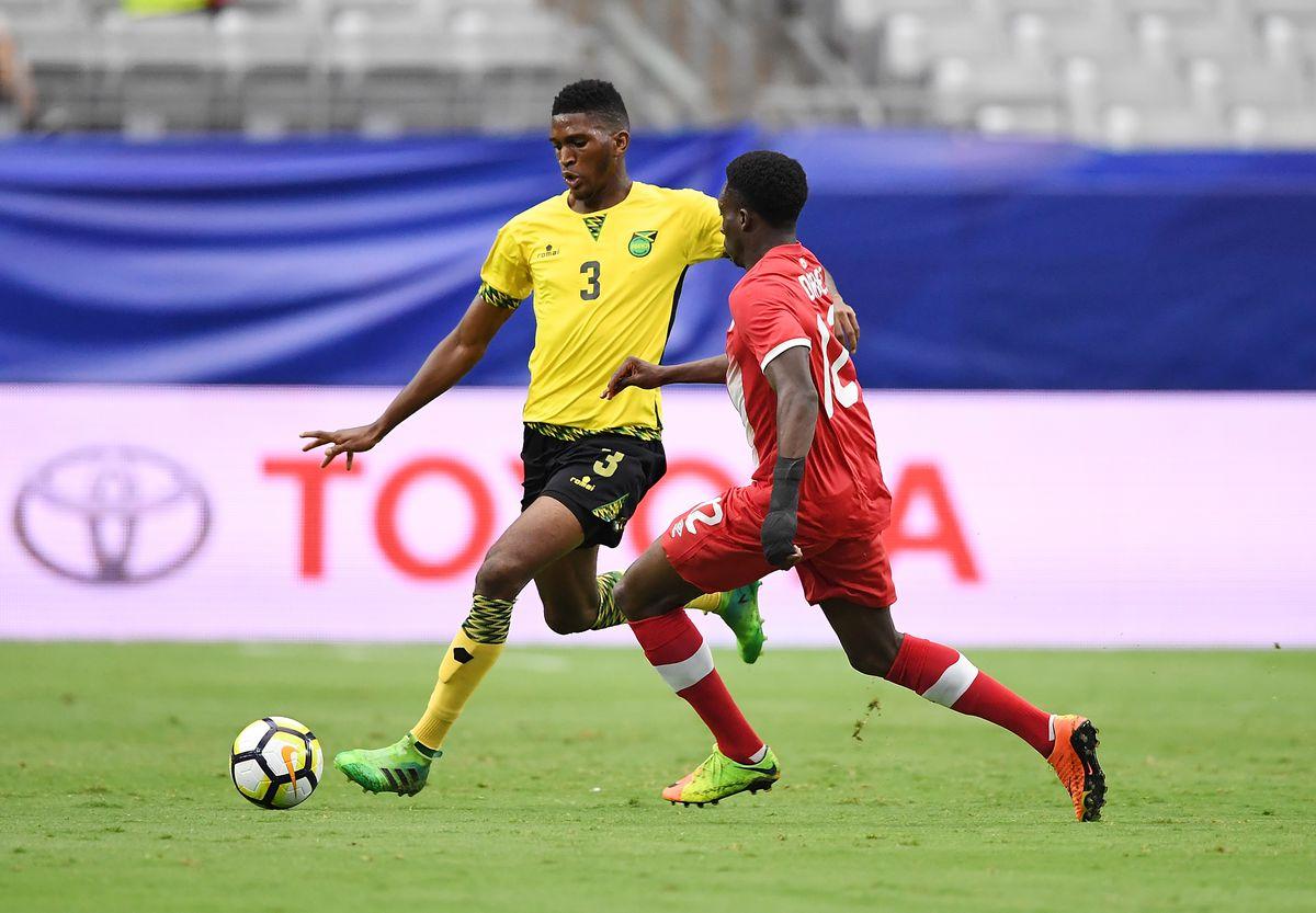 Jamaica v Canada: Quarterfinal - 2017 CONCACAF Gold Cup
