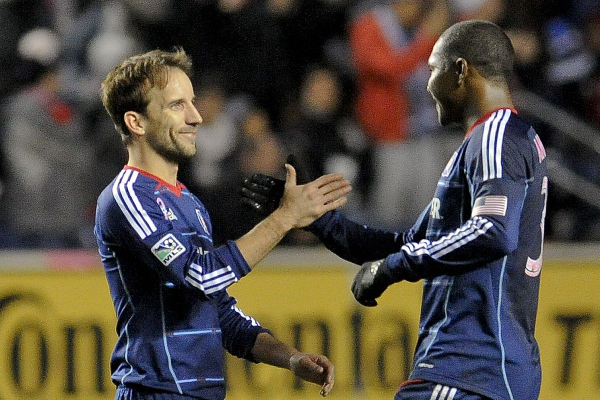 """Magee got the goal - his 20th - as cries of """"MVP!"""" rang out in Toyota Park, while Anangonó was the most dangerous player on either team over 90 minutes."""