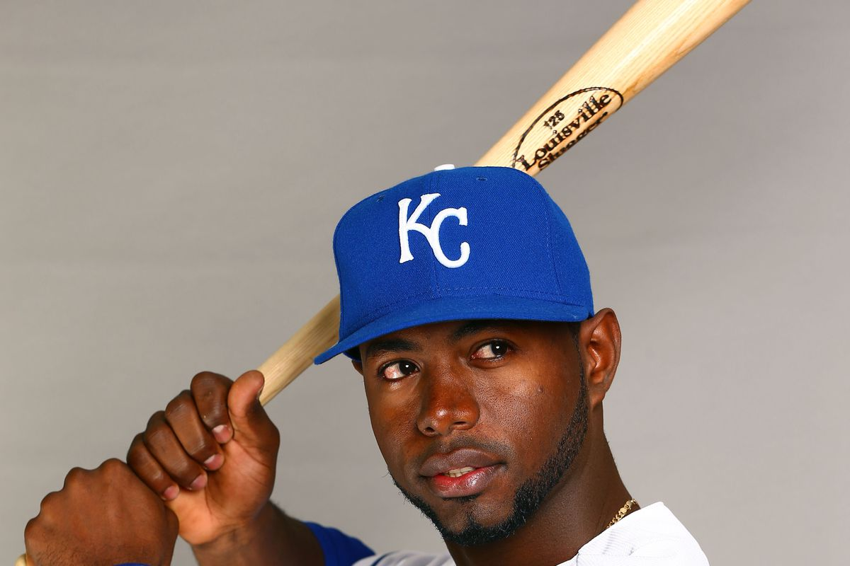 Melky Mesa picks up his 1st HR of the year, and flashes back to his KC days