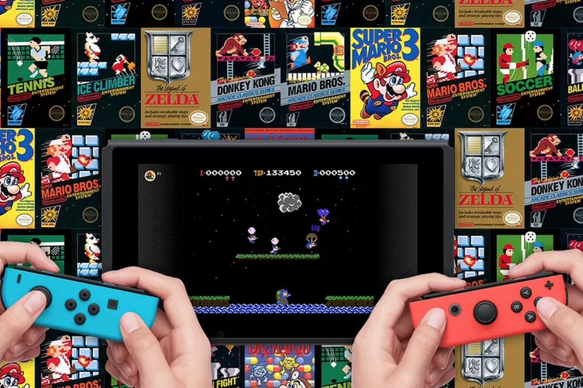 nintendo switch emulator games rom