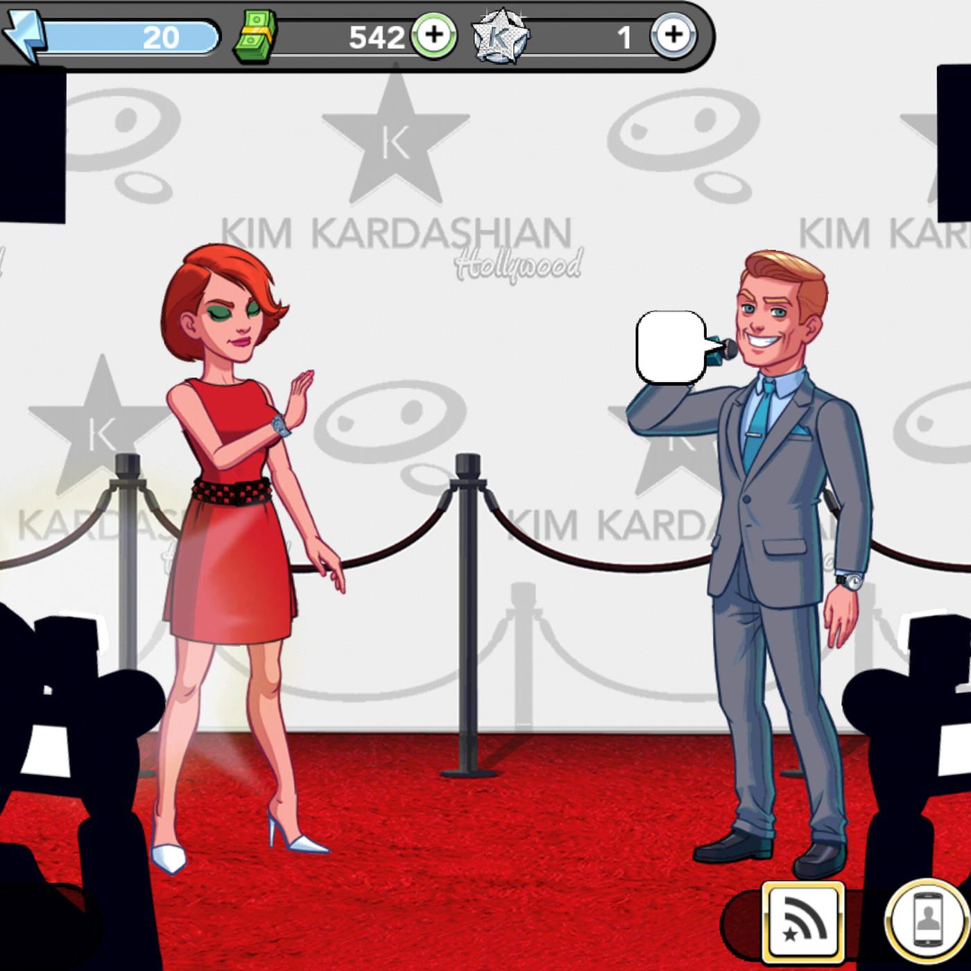 How to date cassio on kim kardashian hollywood
