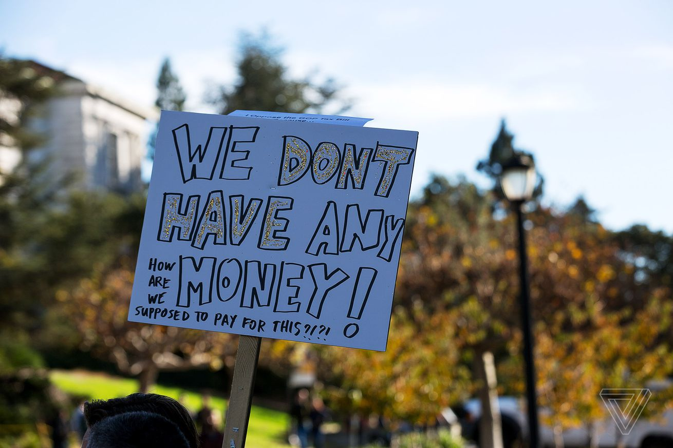unpopular grad tax might be cut from gop tax plan