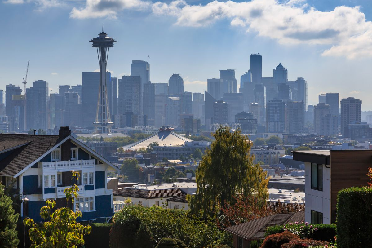 Seattle real estate market inventory rises finally for Real estate market seattle