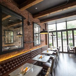 """<a href=""""http://ny.eater.com/archives/2012/06/woodland_an_american_grill_in_park_slope.php"""">NYC: <strong>Woodland</strong>, an American Grill in Park Slope</a>"""