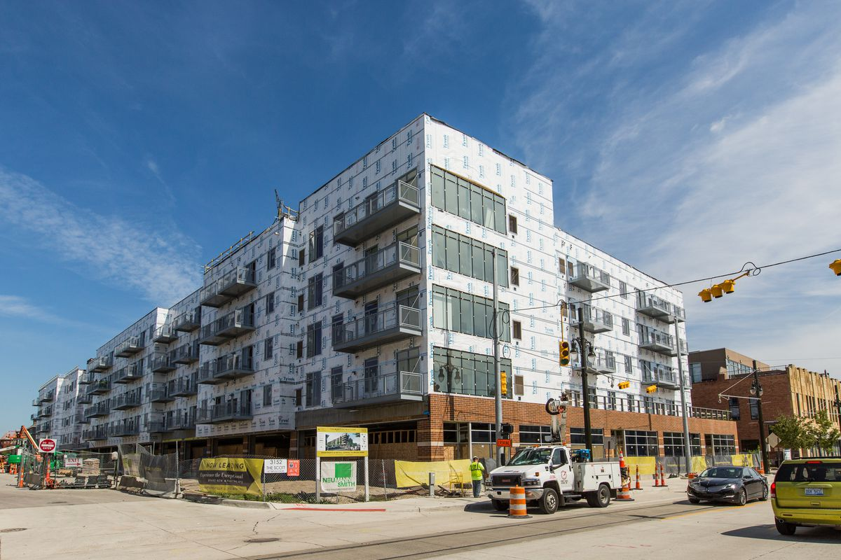 The Scott at Brush Park 3 months out