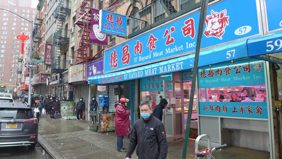 Nyc Chinatown And Coronavirus Restaurants And Grocery Stores Stay