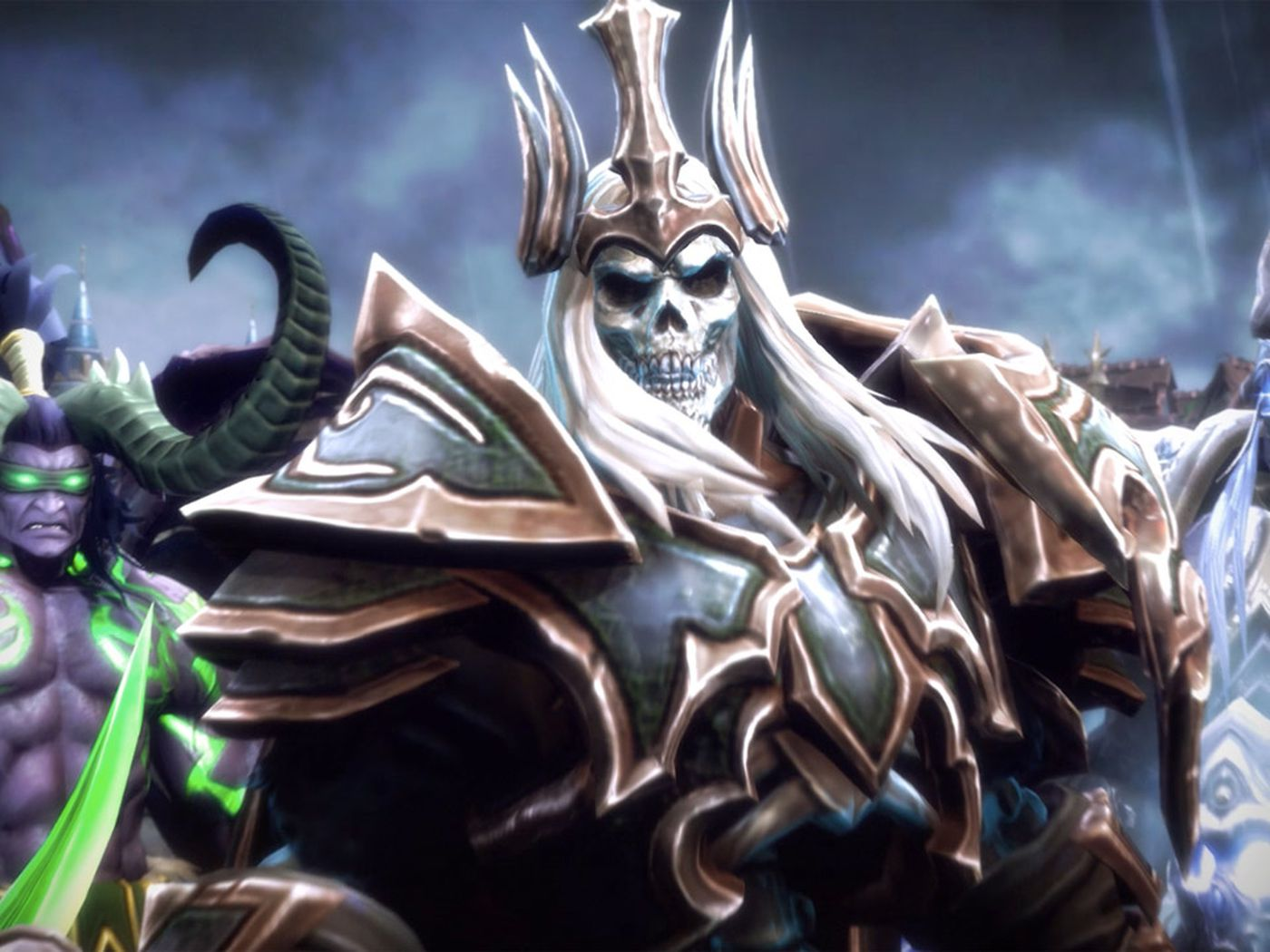 Heroes Of The Storm Welcomes A New Diablo Champion King Leoric Update Polygon Will update the build during the week as more games are played and the rest of the guide in a week. diablo champion king leoric update