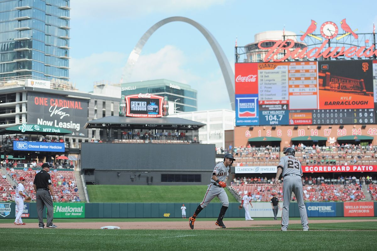 N L  Central update: The Cardinals extend their division
