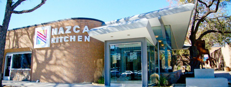 Nazca Kitchen's original Walnut Hill location.