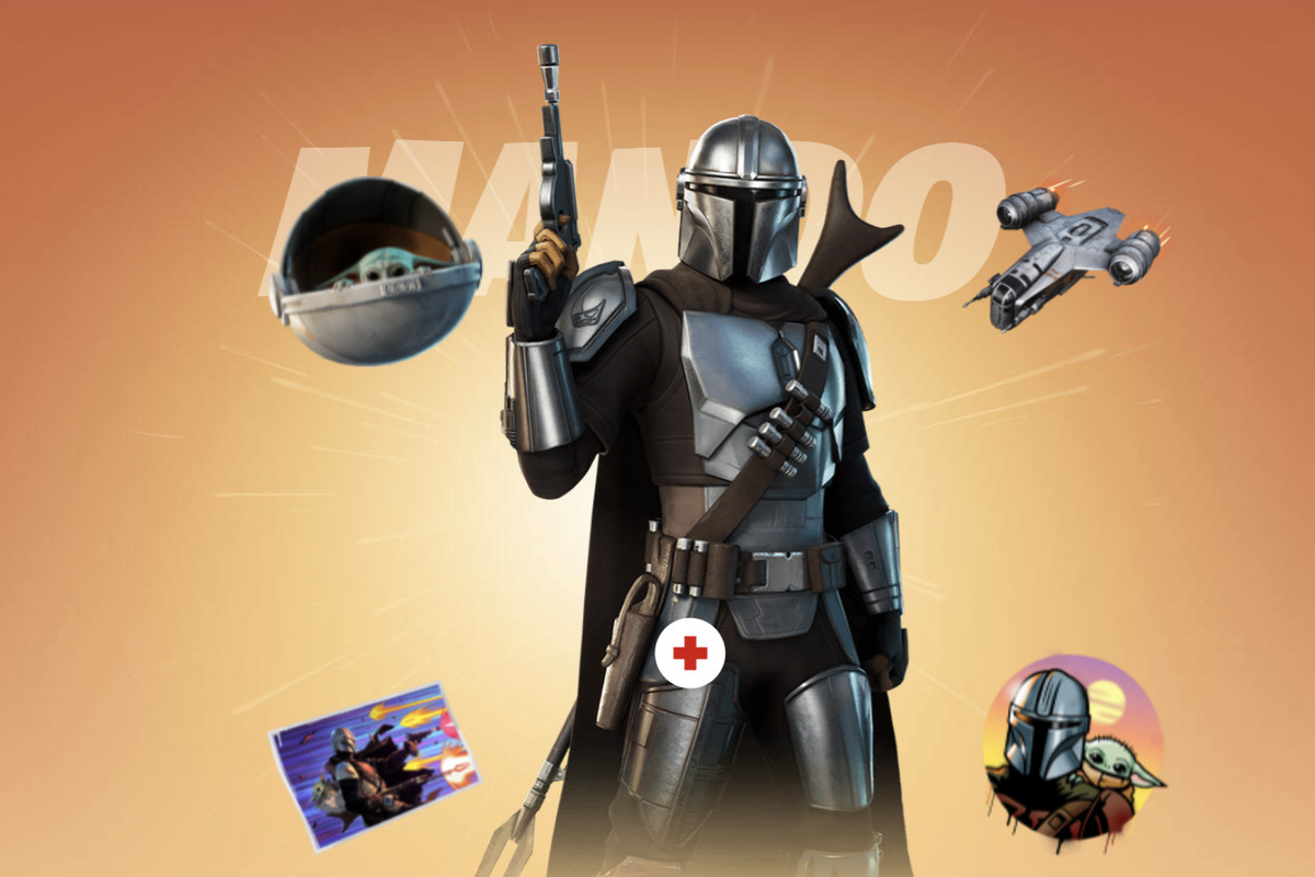 Fortnite added The Mandalorian to the game. Here's how to unlock his armor.