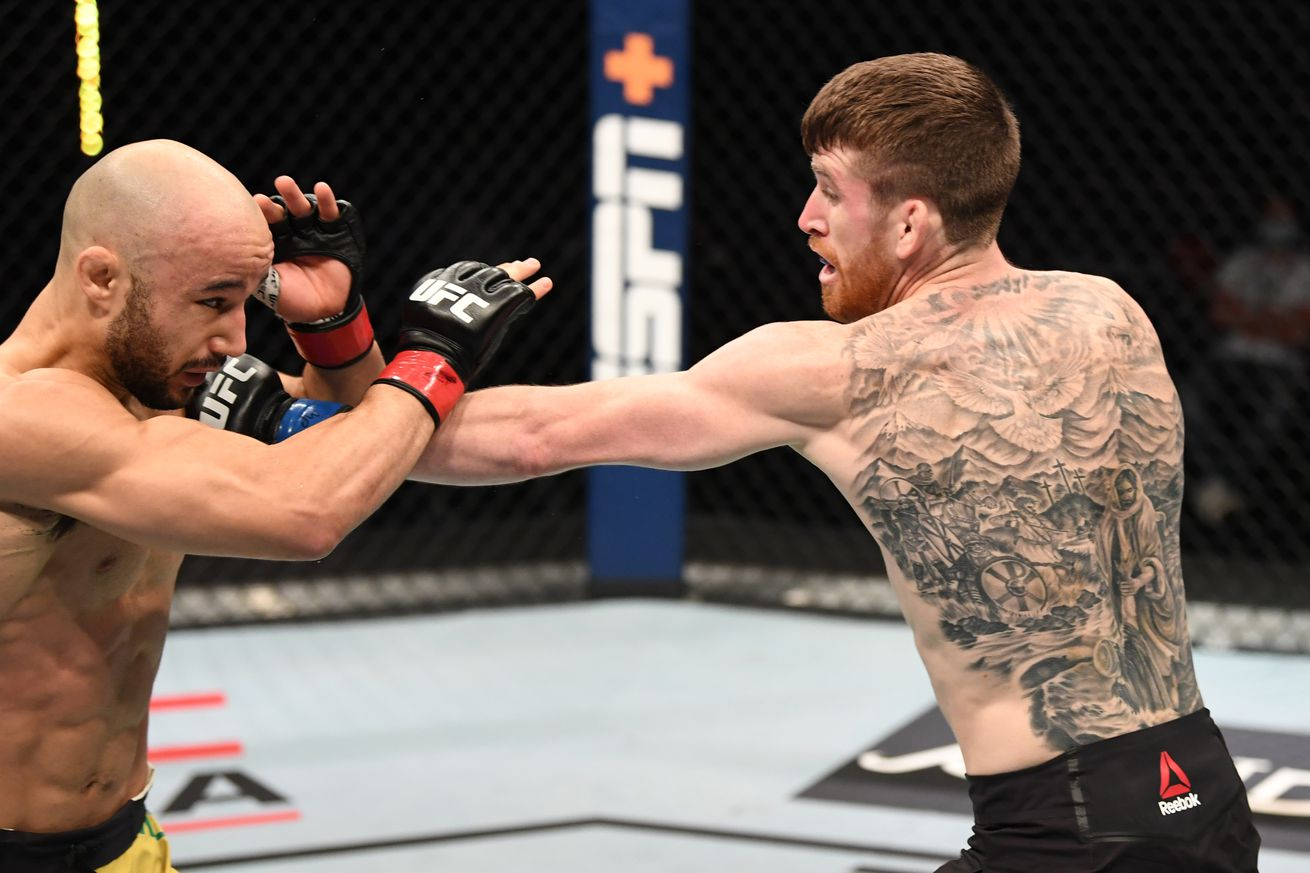 UFC Fight Night: Moraes v Sandhagen