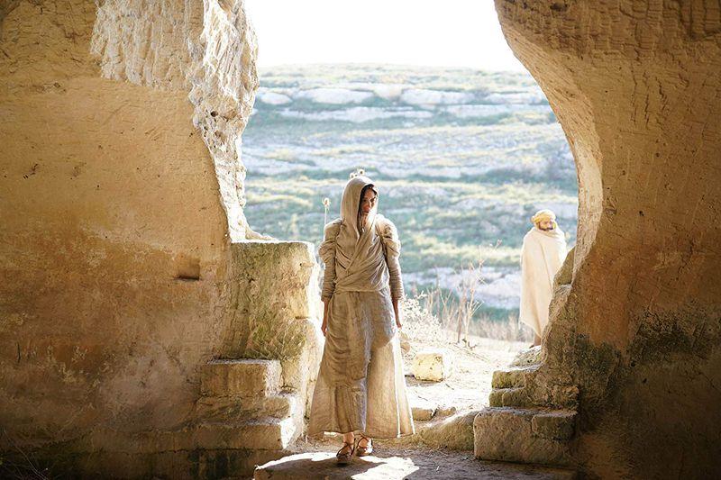 Rooney Mara in Mary Magdalene.