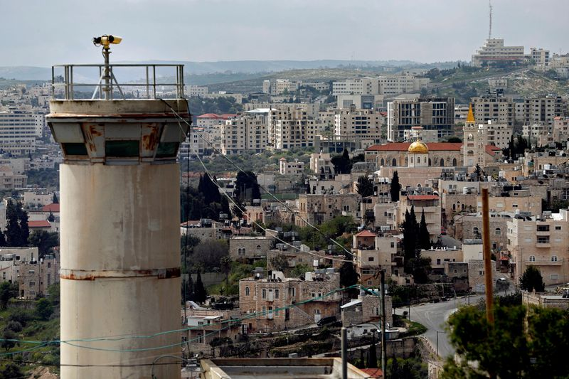 ISRAEL-PALESTINIAN-CONFLICT-WEST BANK