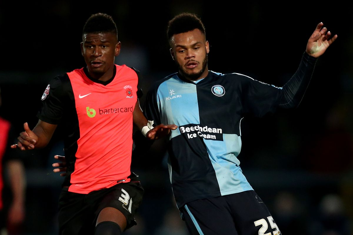 """Tshibola: """"I had no second thoughts coming to Hartlepool"""""""