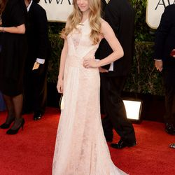 """Amanda Seyfried said of this Givenchy, """"I get to keep it, apparently."""""""