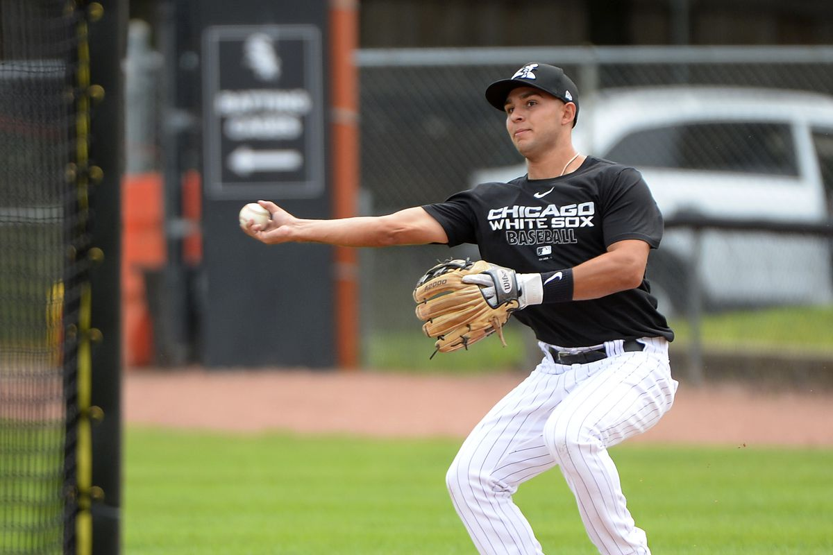 Chicago White Sox Taxi Squad Workout