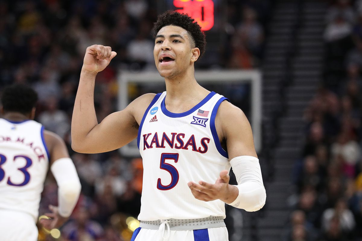 2c04ad4d6 Notebook  Quentin Grimes Declares for Draft - Rock Chalk Talk
