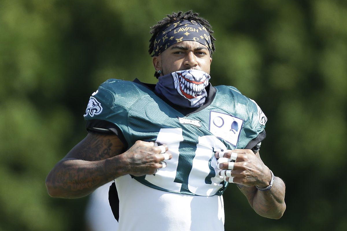 Eagles News Philadelphia Has Two Of The More Underrated Fantasy Football Wide Receivers Bleeding Green Nation