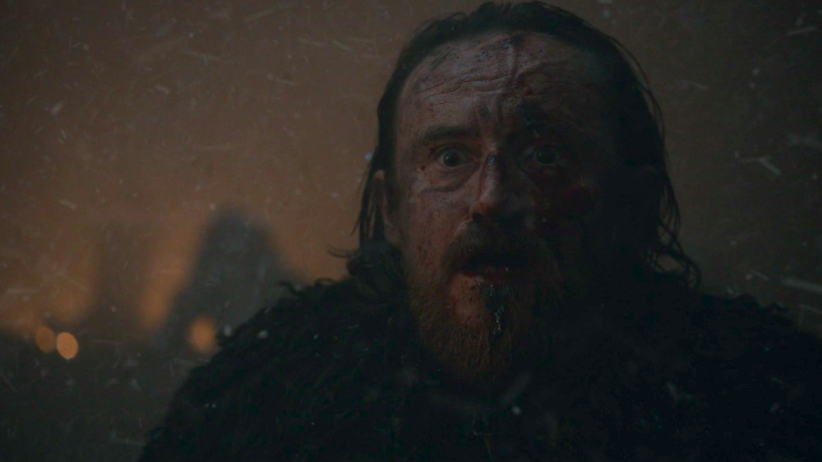 dolorous edd death scene game of thrones season 8