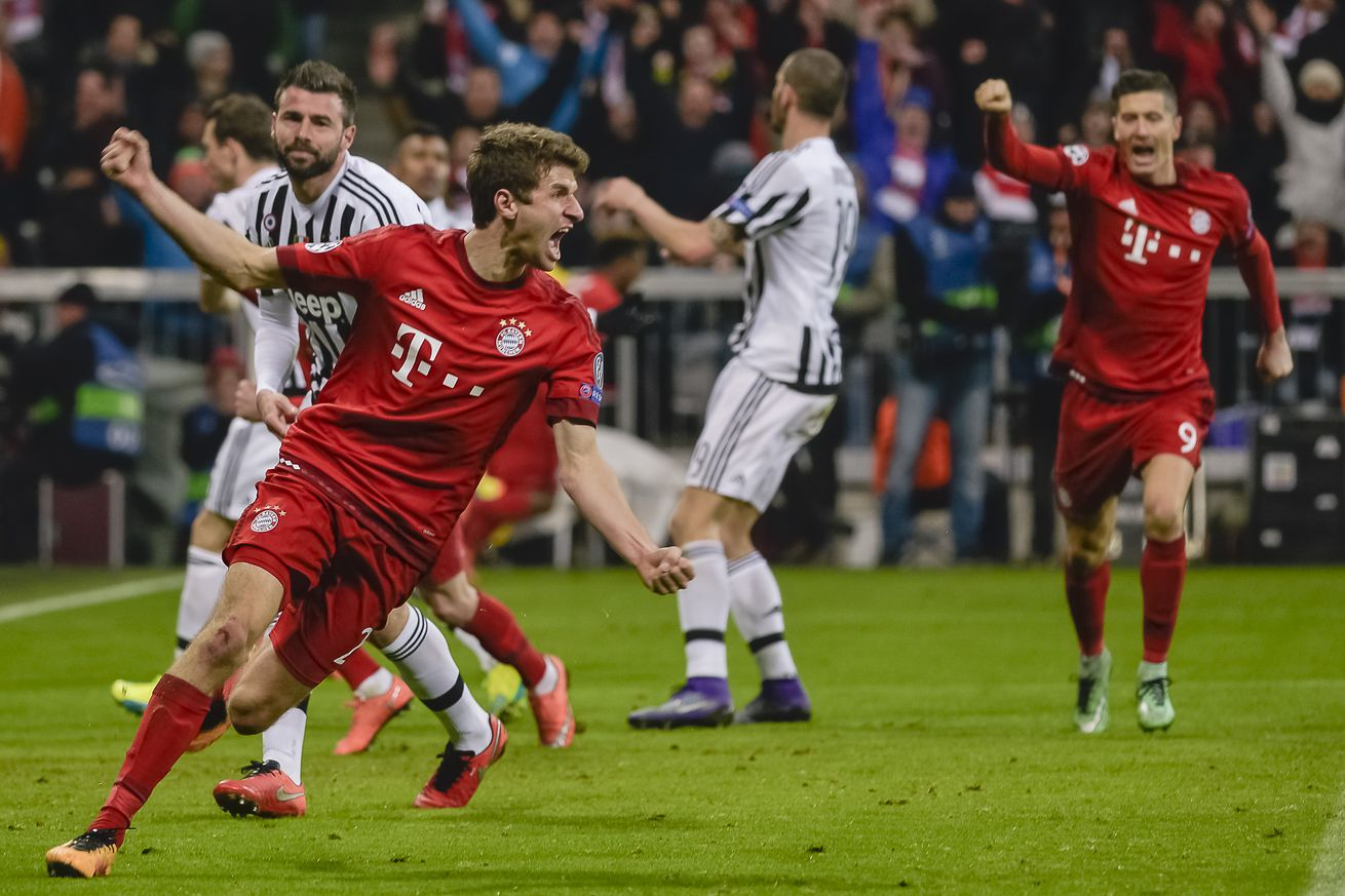 Champions League quarter finals: Who?s the best possible draw for Bayern Munich""