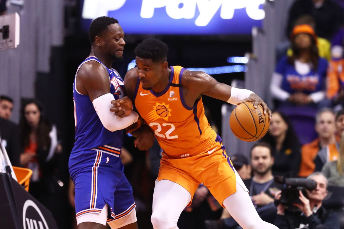 Game Preview: Suns head to New York for rematch with Knicks