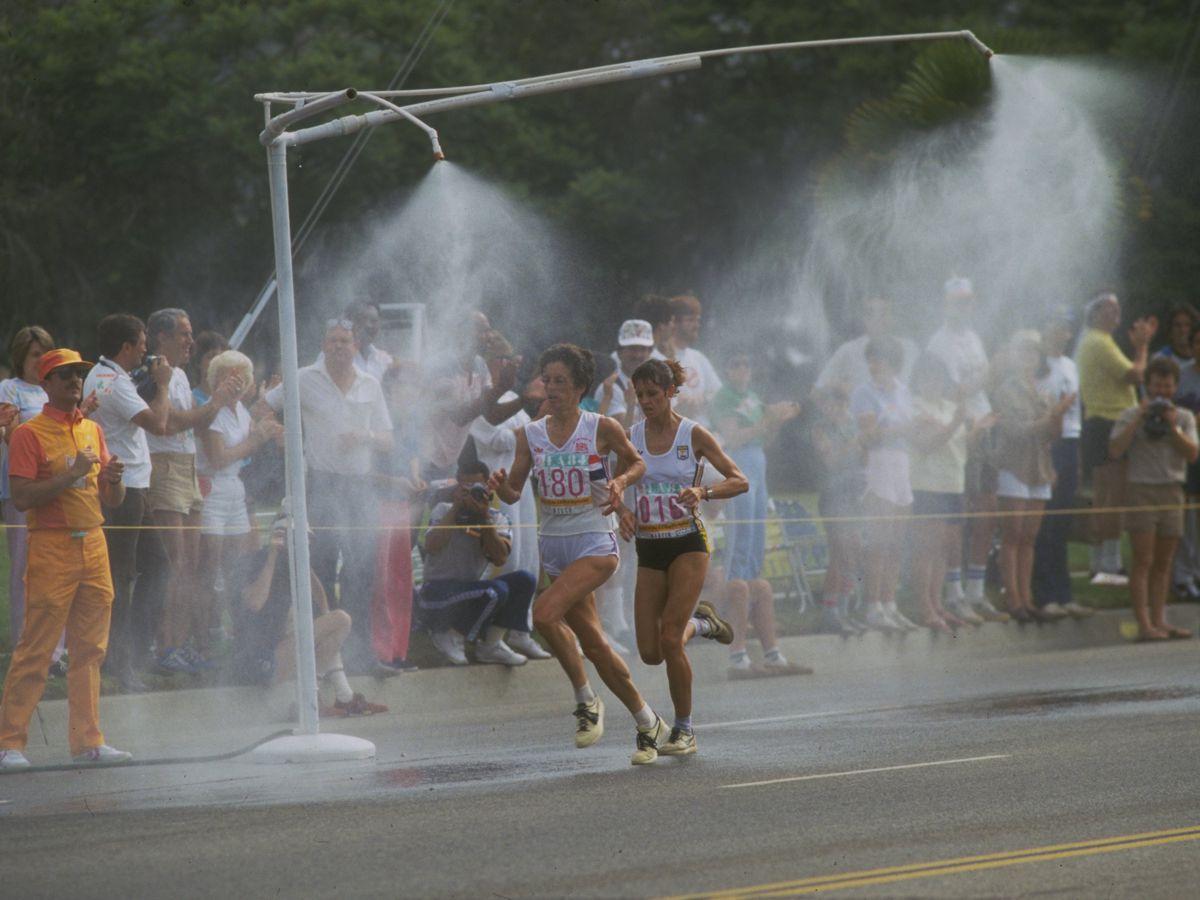 1984 Olympics marathon
