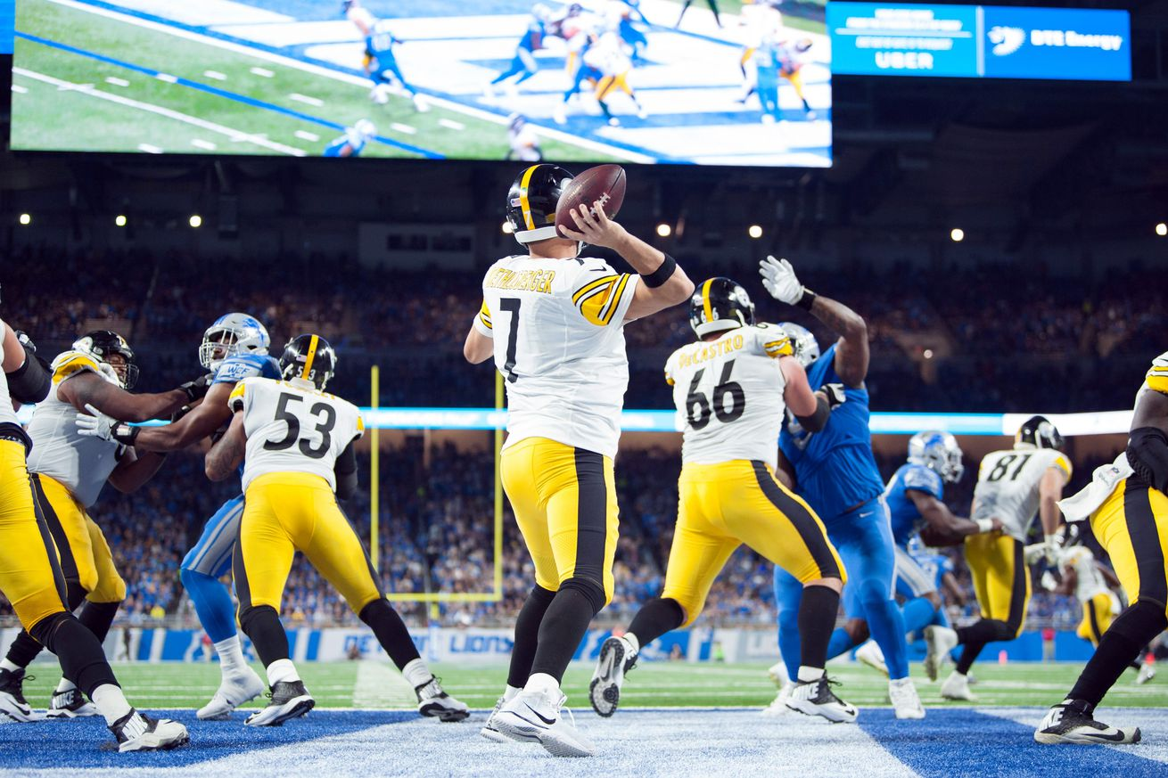 3rd Down success was huge catalyst for the Steelers on both sides of the ball