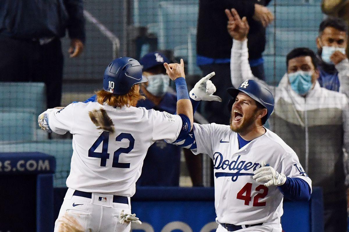 MLB: APR 15 Rockies at Dodgers