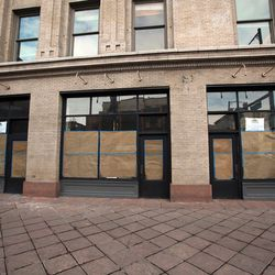Hugo Matheson and Kimbal Musk of The Kitchen operations in Boulder are opening The Kitchen Denver at 1530 16th St. sometime in mid-March.