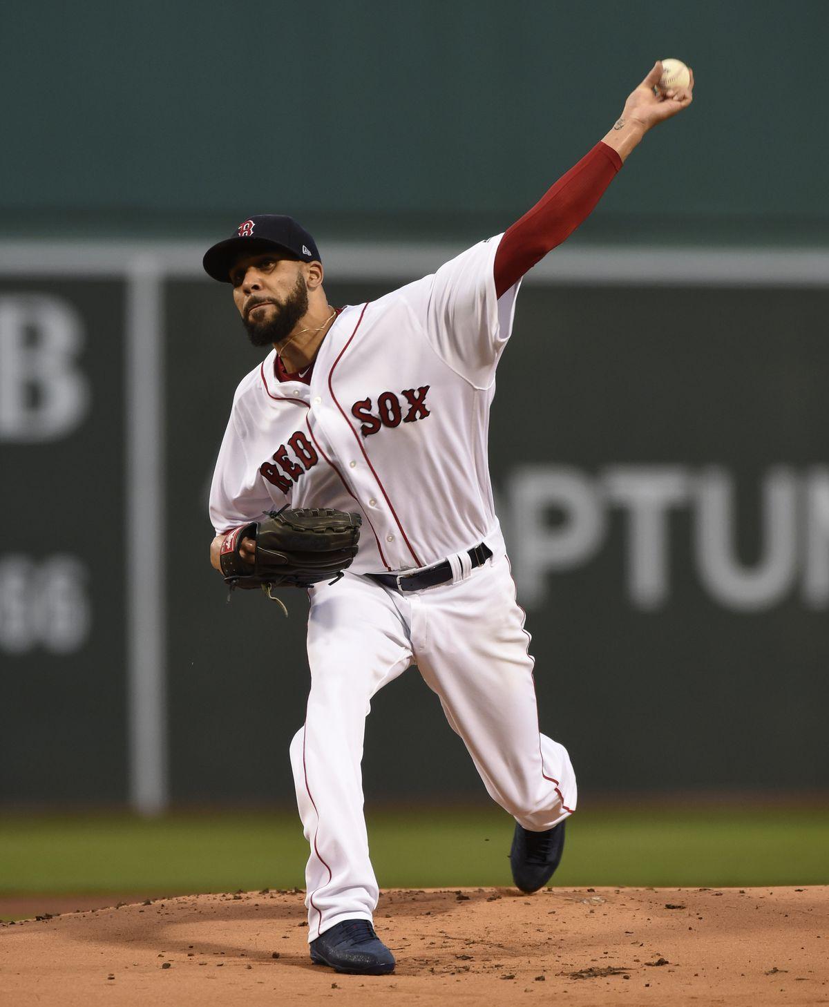 MLB: Game Two-New York Yankees at Boston Red Sox