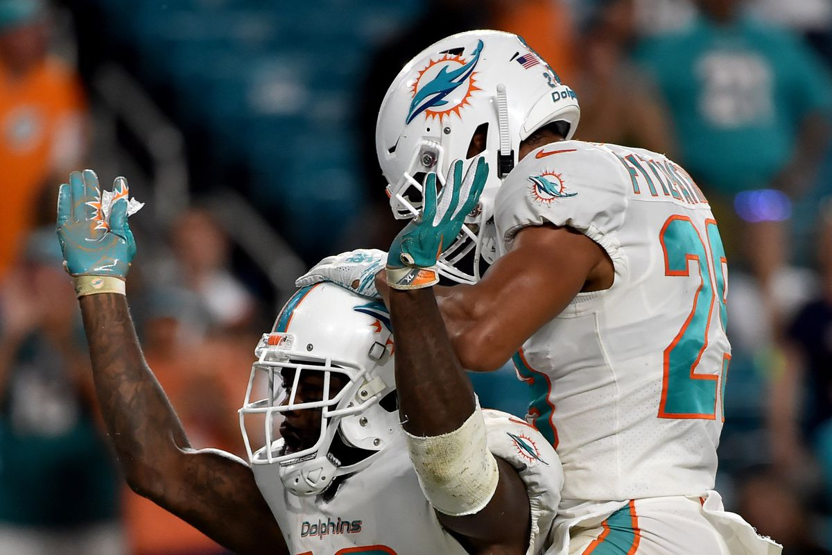 promo code f0b9a 1d93b Minkah Fitzpatrick and Reshad Jones were outstanding for the ...