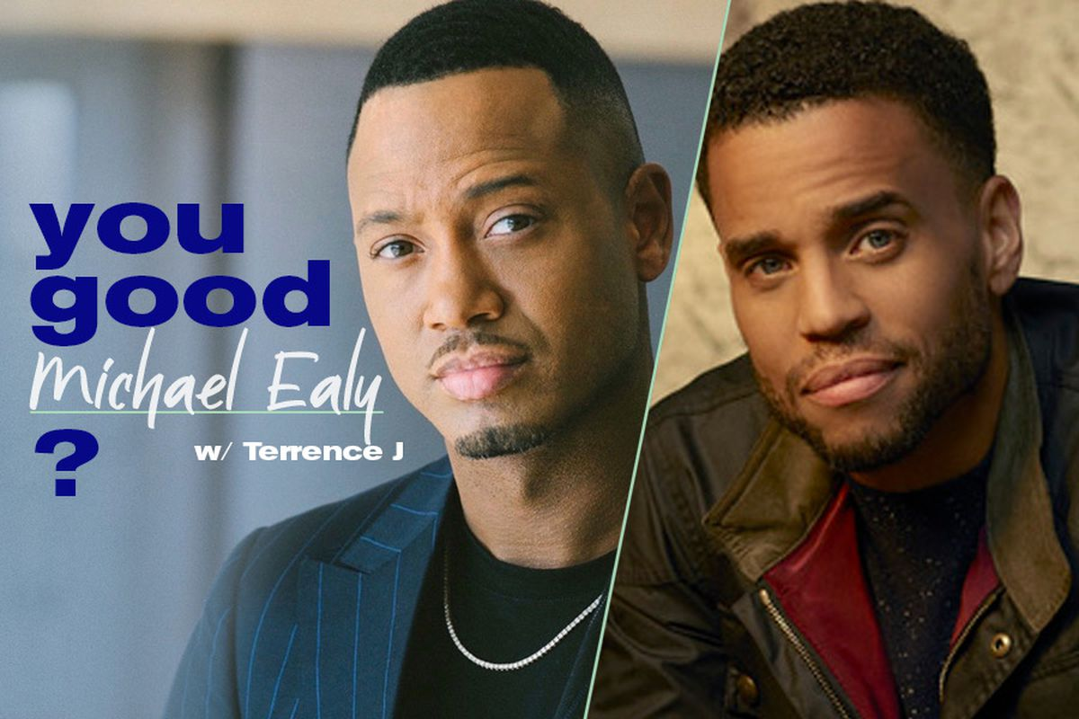 """Michael Ealy and Terrence J on """"You Good?"""""""
