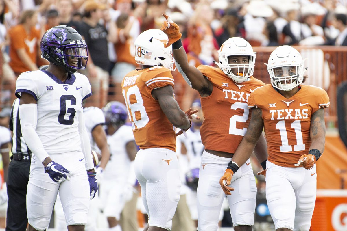 High Noon Highlights Texas Players Suspended For Saturday S Game