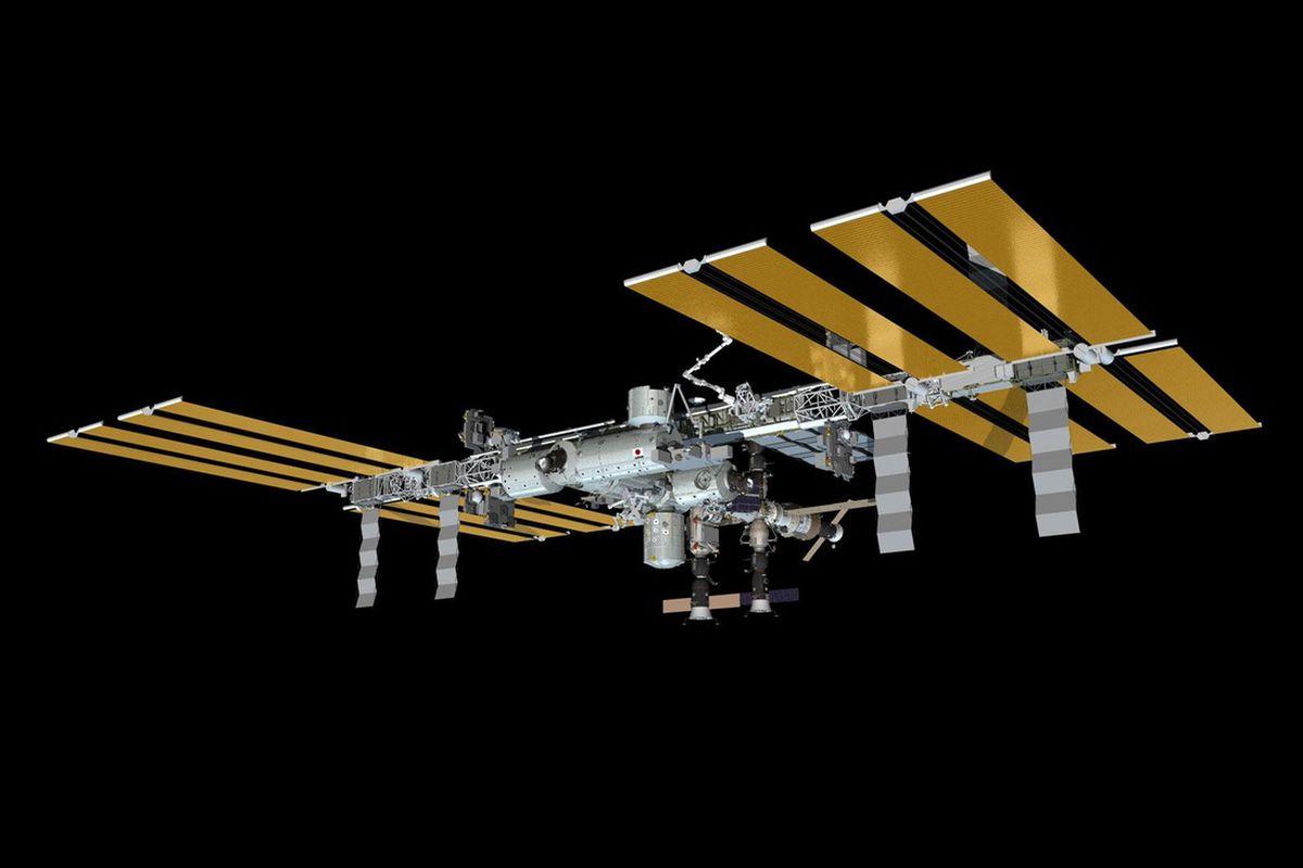 International Space Station 2013