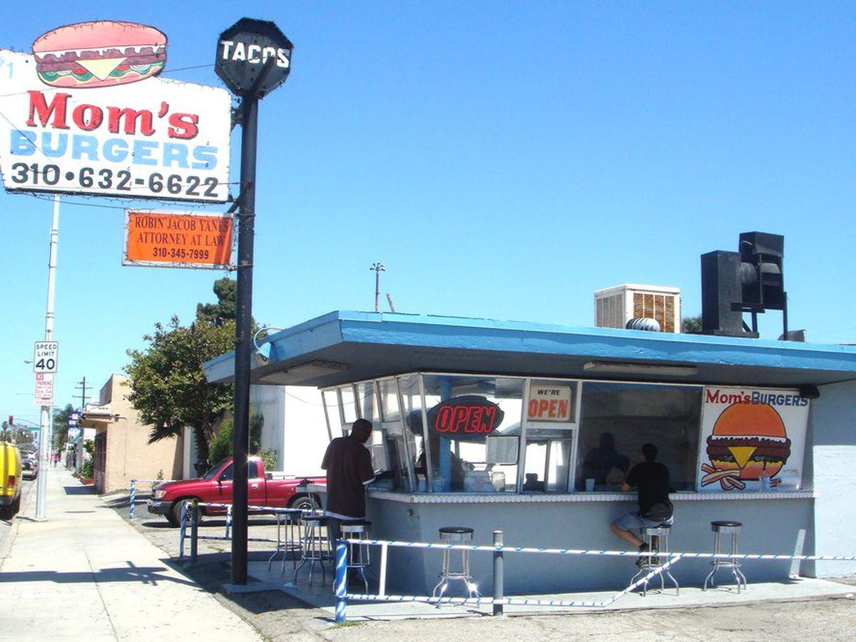 Mom's Burgers, Compton