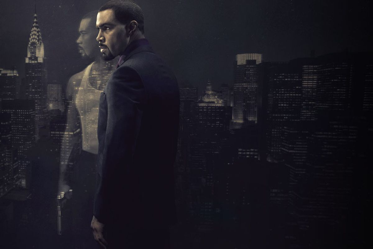 As Ghost, Omari Hardwick gets to play both a dapper club owner and a hardened criminal.