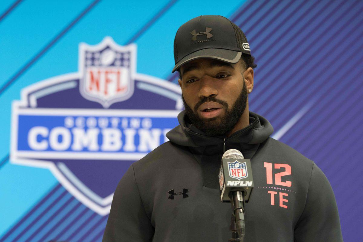 more photos aac45 d22ce Jaylen Samuels, 2018 NFL Draft's most versatile player, has ...