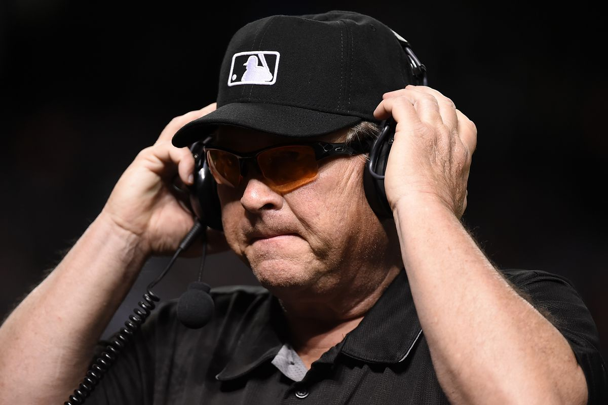 78bb3feb49e420 MLB playoffs 2017: Umpire assignments announced for Division Series ...