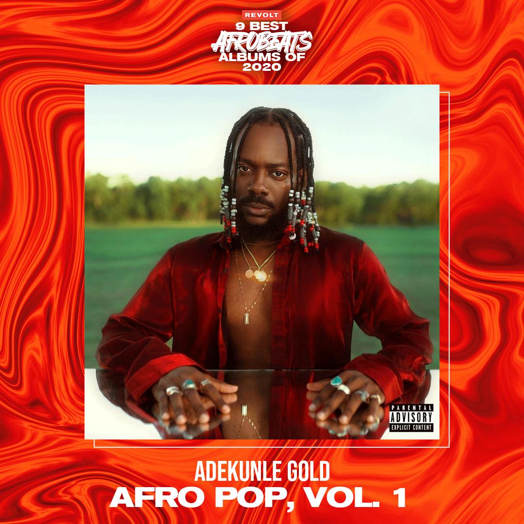 Adekunle Gold - Afro Pop, Vol. 1
